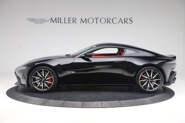 New 2020 Aston Martin Vantage Coupe for sale $185,181 at Maserati of Westport in Westport CT 06880 2