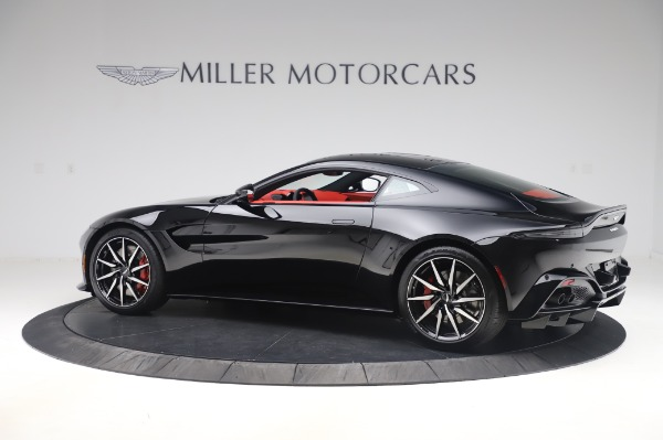 New 2020 Aston Martin Vantage Coupe for sale $185,181 at Maserati of Westport in Westport CT 06880 3