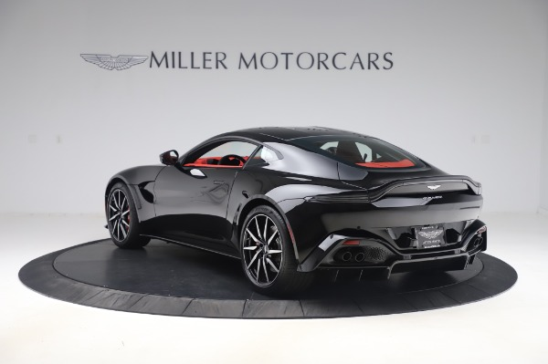 New 2020 Aston Martin Vantage Coupe for sale $185,181 at Maserati of Westport in Westport CT 06880 4