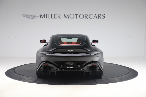 New 2020 Aston Martin Vantage Coupe for sale $185,181 at Maserati of Westport in Westport CT 06880 5