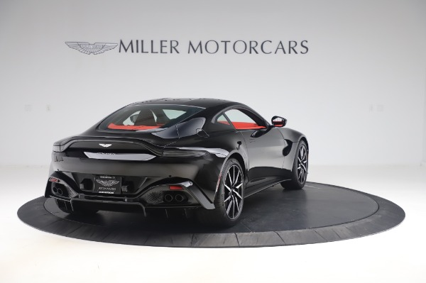 New 2020 Aston Martin Vantage Coupe for sale $185,181 at Maserati of Westport in Westport CT 06880 6