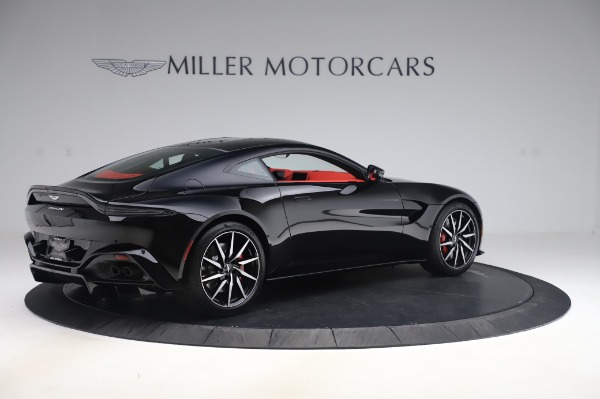 New 2020 Aston Martin Vantage Coupe for sale $185,181 at Maserati of Westport in Westport CT 06880 7
