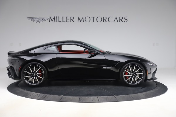 New 2020 Aston Martin Vantage Coupe for sale $185,181 at Maserati of Westport in Westport CT 06880 8