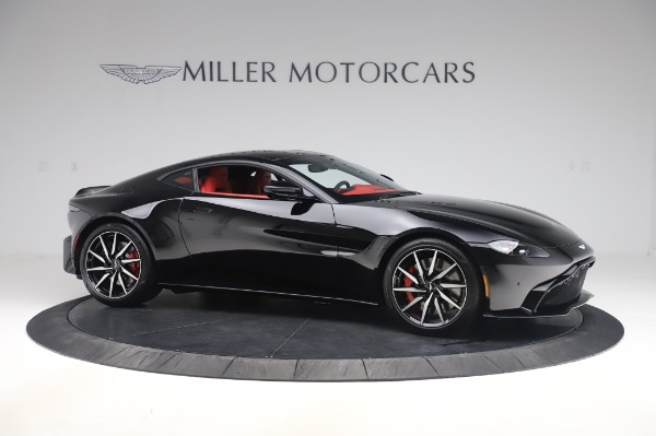 New 2020 Aston Martin Vantage Coupe for sale $185,181 at Maserati of Westport in Westport CT 06880 9