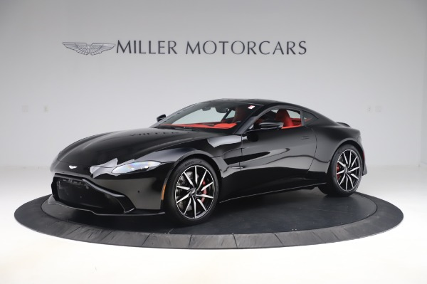 New 2020 Aston Martin Vantage Coupe for sale $185,181 at Maserati of Westport in Westport CT 06880 1