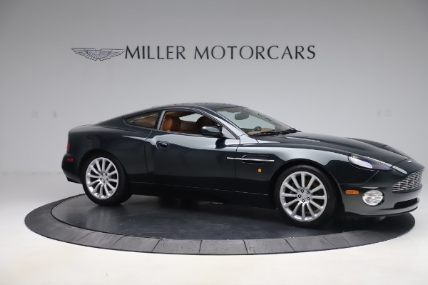 Used 2003 Aston Martin V12 Vanquish Coupe for sale $79,900 at Maserati of Westport in Westport CT 06880 10