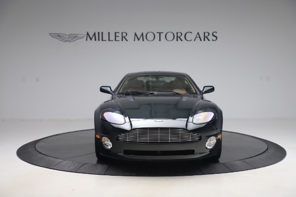 Used 2003 Aston Martin V12 Vanquish Coupe for sale $79,900 at Maserati of Westport in Westport CT 06880 12