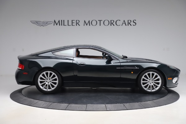 Used 2003 Aston Martin V12 Vanquish Coupe for sale $79,900 at Maserati of Westport in Westport CT 06880 9