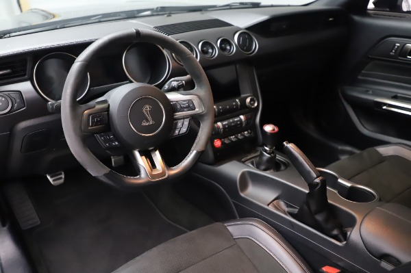 Used 2016 Ford Mustang Shelby GT350 for sale $47,900 at Maserati of Westport in Westport CT 06880 13