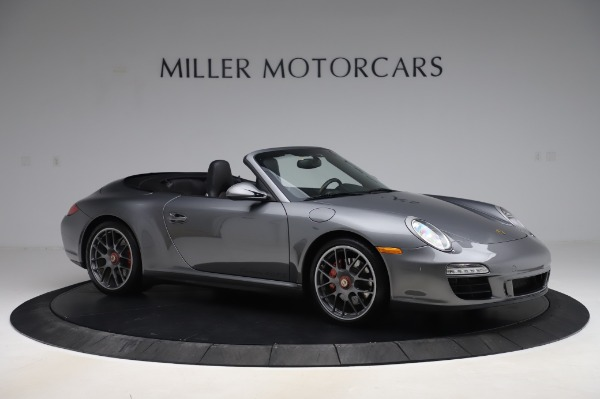 Used 2012 Porsche 911 Carrera 4 GTS for sale $79,900 at Maserati of Westport in Westport CT 06880 10