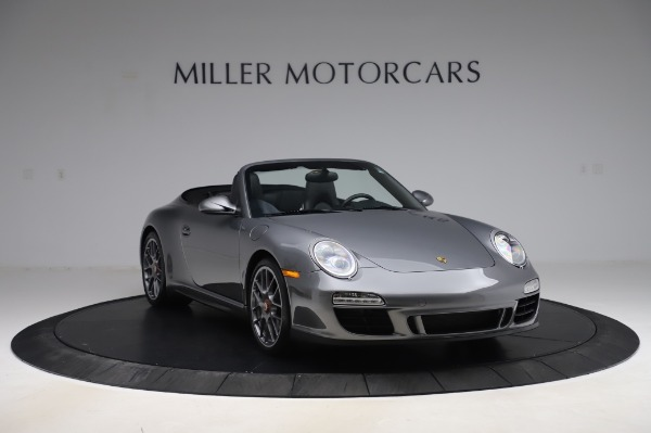 Used 2012 Porsche 911 Carrera 4 GTS for sale $79,900 at Maserati of Westport in Westport CT 06880 11