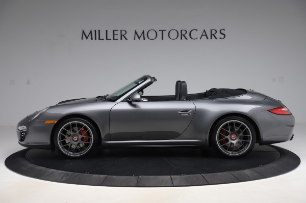 Used 2012 Porsche 911 Carrera 4 GTS for sale $79,900 at Maserati of Westport in Westport CT 06880 3