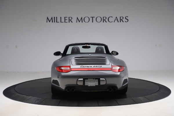 Used 2012 Porsche 911 Carrera 4 GTS for sale $79,900 at Maserati of Westport in Westport CT 06880 6