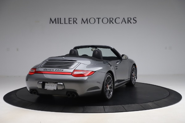 Used 2012 Porsche 911 Carrera 4 GTS for sale $79,900 at Maserati of Westport in Westport CT 06880 7