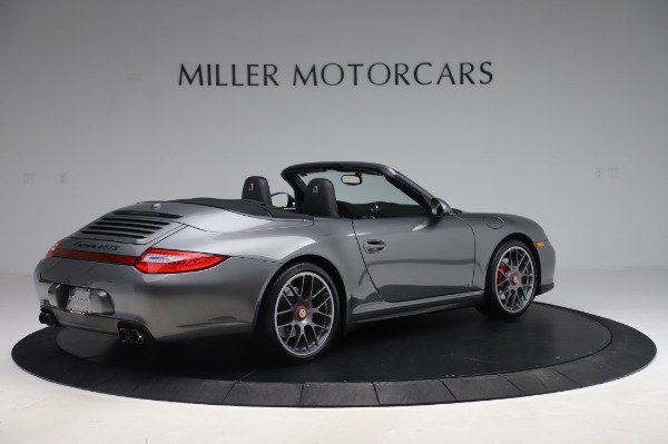 Used 2012 Porsche 911 Carrera 4 GTS for sale $79,900 at Maserati of Westport in Westport CT 06880 8