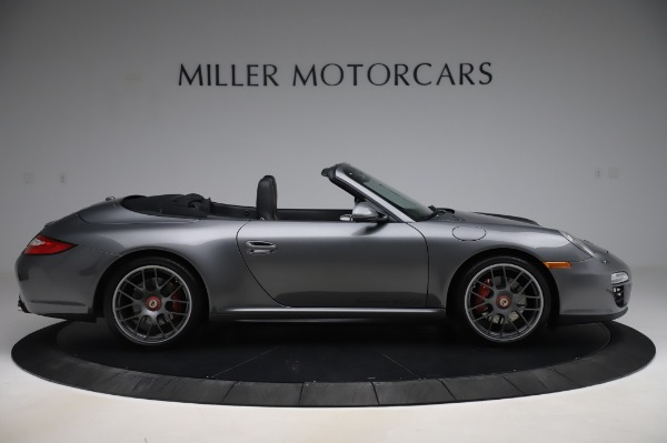Used 2012 Porsche 911 Carrera 4 GTS for sale $79,900 at Maserati of Westport in Westport CT 06880 9