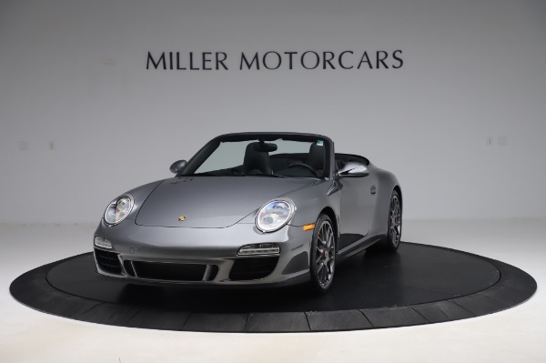 Used 2012 Porsche 911 Carrera 4 GTS for sale $79,900 at Maserati of Westport in Westport CT 06880 1