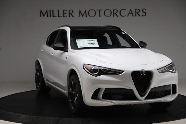 New 2020 Alfa Romeo Stelvio Quadrifoglio for sale Sold at Maserati of Westport in Westport CT 06880 11