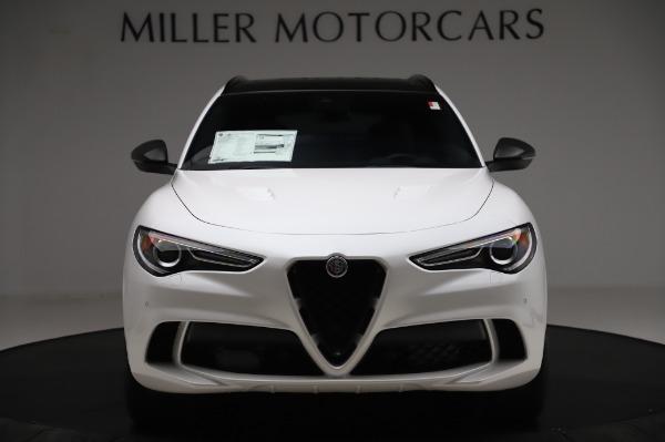 New 2020 Alfa Romeo Stelvio Quadrifoglio for sale Sold at Maserati of Westport in Westport CT 06880 12