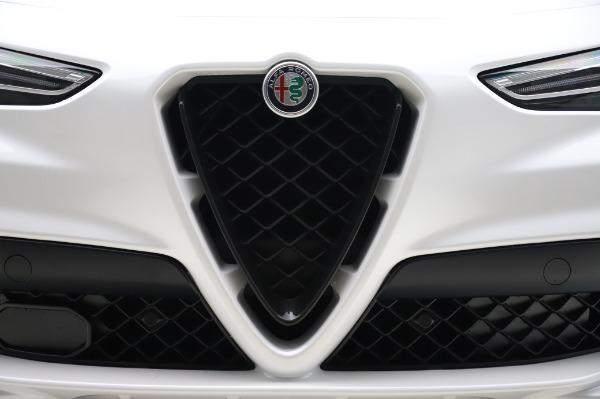 New 2020 Alfa Romeo Stelvio Quadrifoglio for sale Sold at Maserati of Westport in Westport CT 06880 13