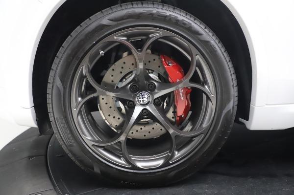 New 2020 Alfa Romeo Stelvio Quadrifoglio for sale Sold at Maserati of Westport in Westport CT 06880 16