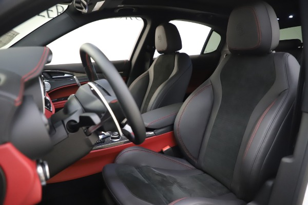 New 2020 Alfa Romeo Stelvio Quadrifoglio for sale Sold at Maserati of Westport in Westport CT 06880 23