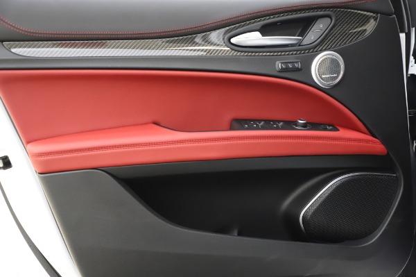 New 2020 Alfa Romeo Stelvio Quadrifoglio for sale Sold at Maserati of Westport in Westport CT 06880 26