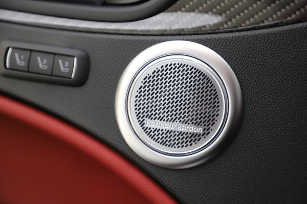 New 2020 Alfa Romeo Stelvio Quadrifoglio for sale Sold at Maserati of Westport in Westport CT 06880 28