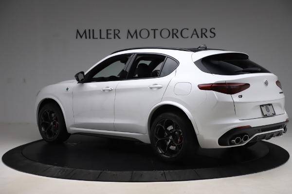 New 2020 Alfa Romeo Stelvio Quadrifoglio for sale Sold at Maserati of Westport in Westport CT 06880 4