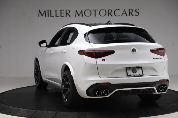 New 2020 Alfa Romeo Stelvio Quadrifoglio for sale Sold at Maserati of Westport in Westport CT 06880 5