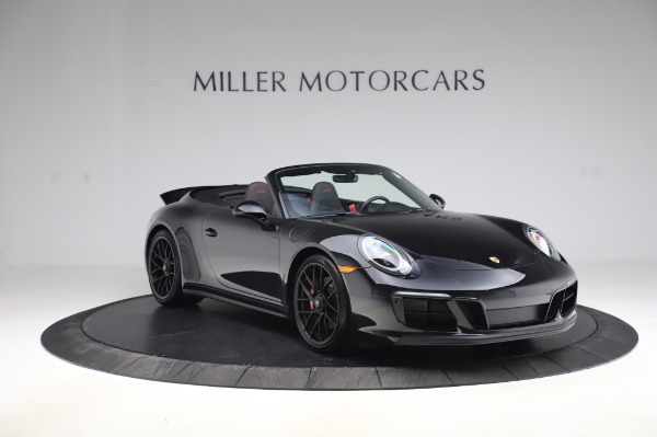 Used 2018 Porsche 911 Carrera 4 GTS for sale $137,900 at Maserati of Westport in Westport CT 06880 10