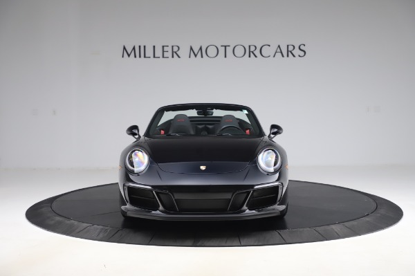 Used 2018 Porsche 911 Carrera 4 GTS for sale $137,900 at Maserati of Westport in Westport CT 06880 11