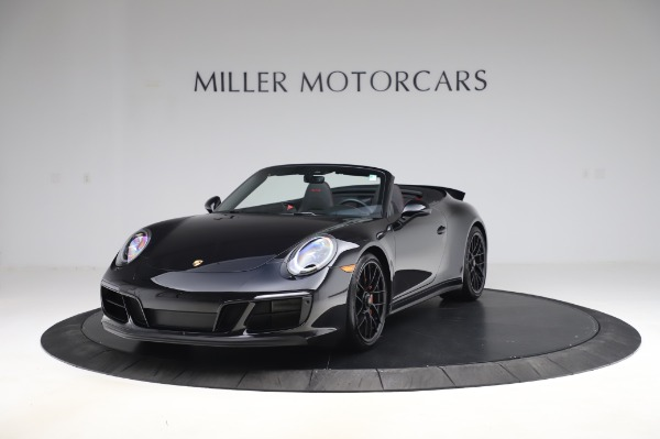 Used 2018 Porsche 911 Carrera 4 GTS for sale $137,900 at Maserati of Westport in Westport CT 06880 12