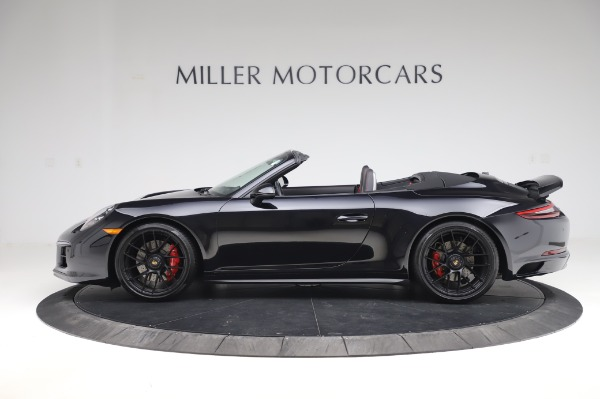 Used 2018 Porsche 911 Carrera 4 GTS for sale $137,900 at Maserati of Westport in Westport CT 06880 2