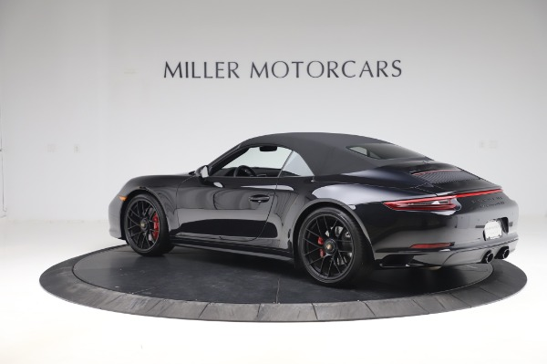 Used 2018 Porsche 911 Carrera 4 GTS for sale $137,900 at Maserati of Westport in Westport CT 06880 24