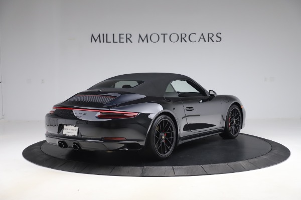 Used 2018 Porsche 911 Carrera 4 GTS for sale $137,900 at Maserati of Westport in Westport CT 06880 25