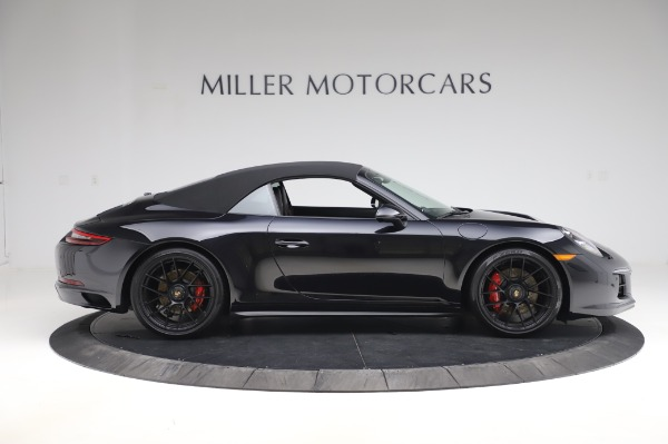 Used 2018 Porsche 911 Carrera 4 GTS for sale $137,900 at Maserati of Westport in Westport CT 06880 26