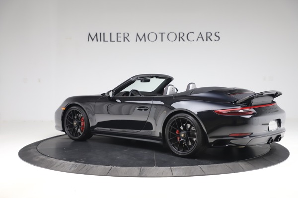 Used 2018 Porsche 911 Carrera 4 GTS for sale $137,900 at Maserati of Westport in Westport CT 06880 3