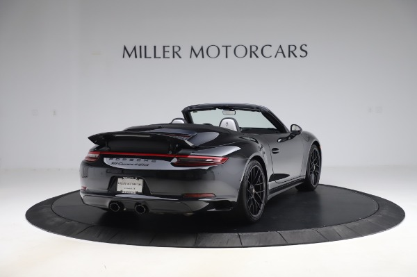 Used 2018 Porsche 911 Carrera 4 GTS for sale $137,900 at Maserati of Westport in Westport CT 06880 6