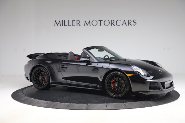 Used 2018 Porsche 911 Carrera 4 GTS for sale $137,900 at Maserati of Westport in Westport CT 06880 9
