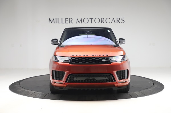 Used 2019 Land Rover Range Rover Sport Autobiography for sale Sold at Maserati of Westport in Westport CT 06880 12