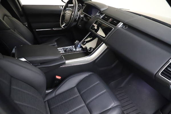 Used 2019 Land Rover Range Rover Sport Autobiography for sale Sold at Maserati of Westport in Westport CT 06880 19