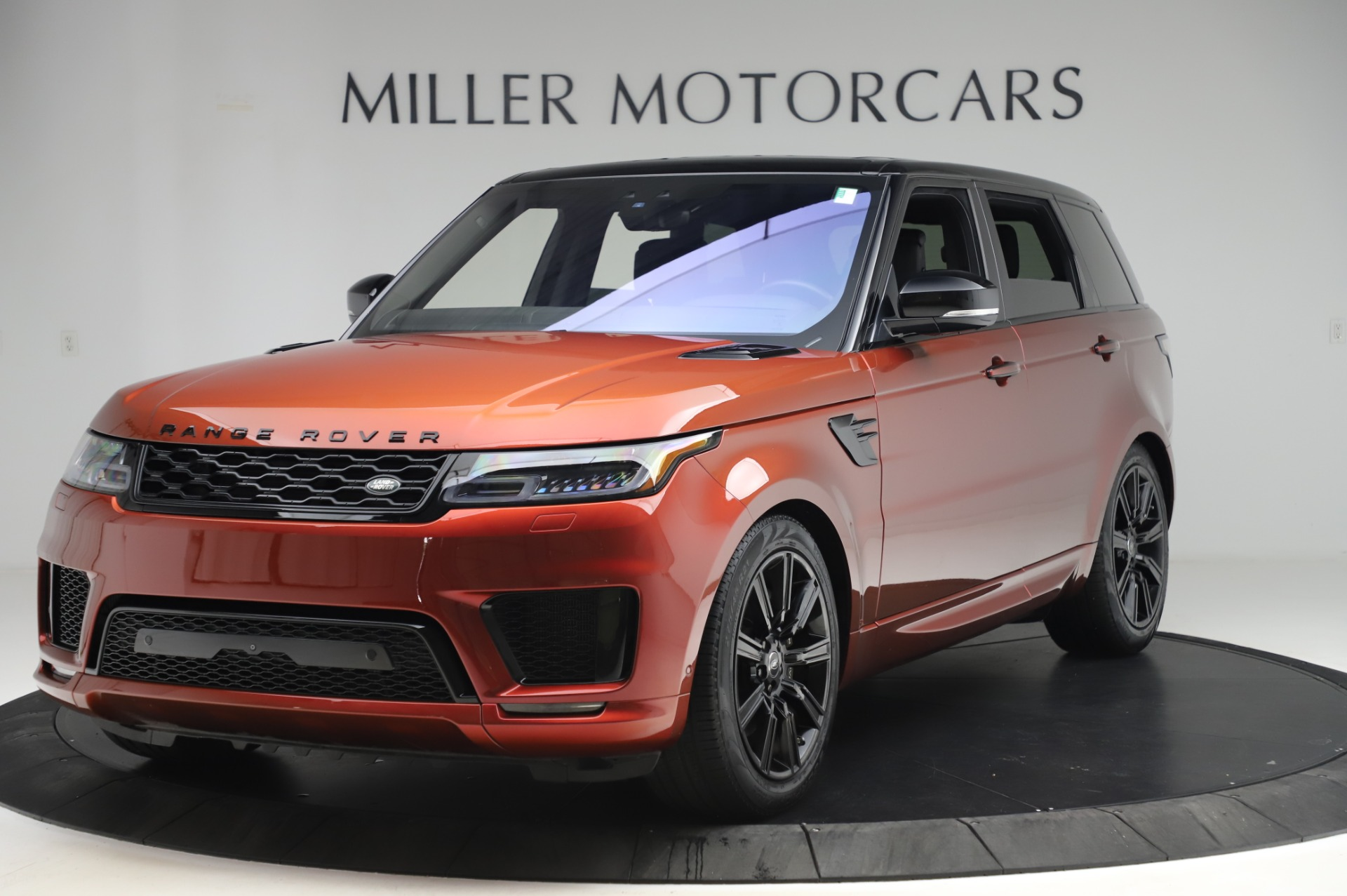 Used 2019 Land Rover Range Rover Sport Autobiography for sale Sold at Maserati of Westport in Westport CT 06880 1
