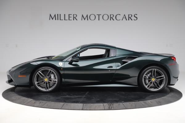Used 2019 Ferrari 488 Spider Base for sale $329,900 at Maserati of Westport in Westport CT 06880 14