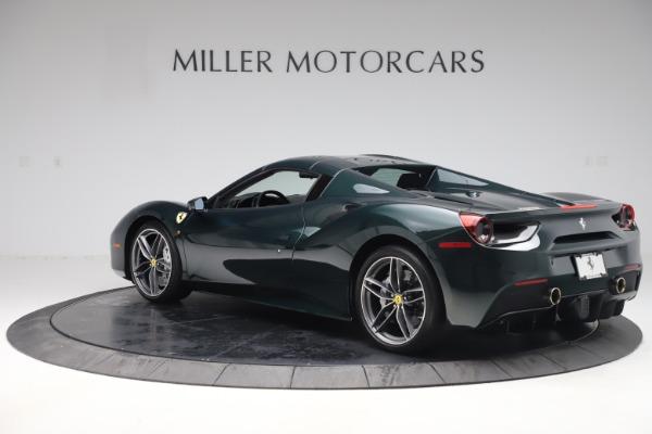 Used 2019 Ferrari 488 Spider Base for sale $329,900 at Maserati of Westport in Westport CT 06880 15