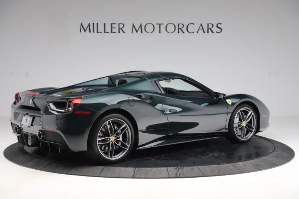 Used 2019 Ferrari 488 Spider Base for sale $329,900 at Maserati of Westport in Westport CT 06880 16