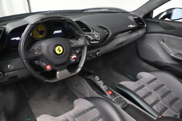 Used 2019 Ferrari 488 Spider Base for sale $329,900 at Maserati of Westport in Westport CT 06880 19