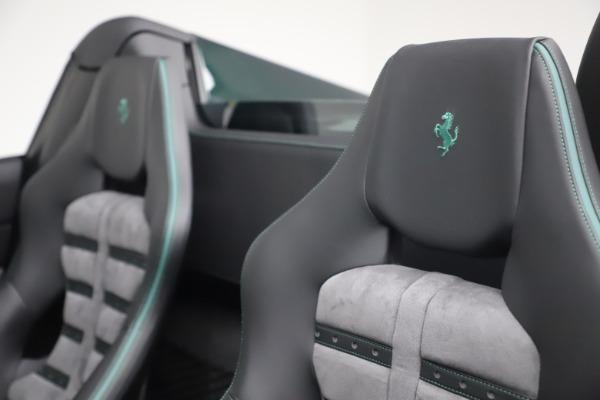 Used 2019 Ferrari 488 Spider Base for sale $329,900 at Maserati of Westport in Westport CT 06880 28