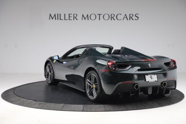 Used 2019 Ferrari 488 Spider Base for sale $329,900 at Maserati of Westport in Westport CT 06880 5
