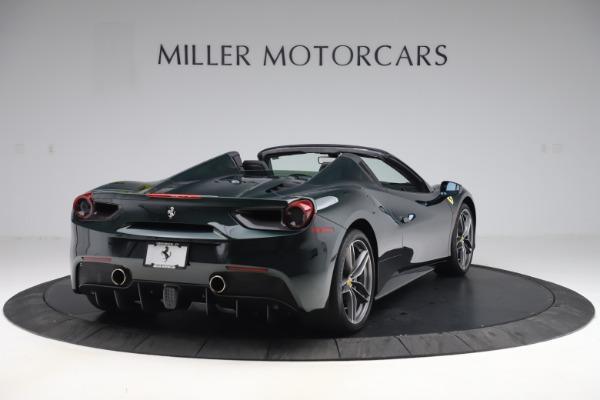 Used 2019 Ferrari 488 Spider Base for sale $329,900 at Maserati of Westport in Westport CT 06880 7